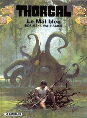 "Afficher ""Thorgal n° 25 Le mal bleu"""