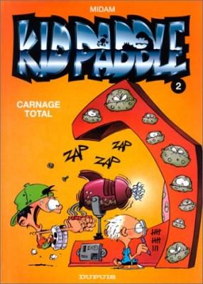 "Afficher ""Kid Paddle n° 02 Carnage total"""