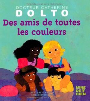 """Afficher """"Mine de rien n° 3 Des amis de toutes les couleurs"""""""