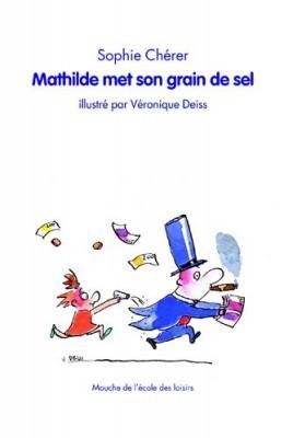 "Afficher ""Mathilde met son grain de sel"""