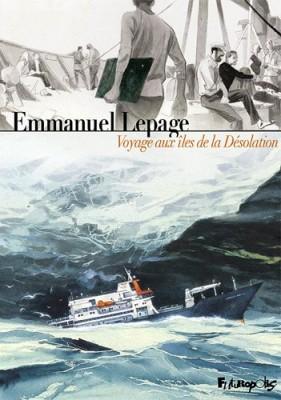 """Afficher """"Voyages aux îles de la désolation"""""""