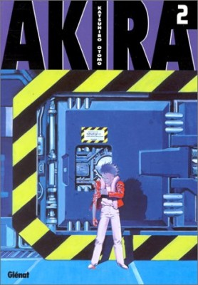 "Afficher ""Akira n° 2 Cycle wars"""
