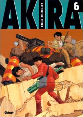 """Afficher """"Akira n° 6 Chaos"""""""