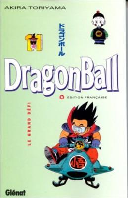 "Afficher ""Dragonball n° 11 Le grand défi"""