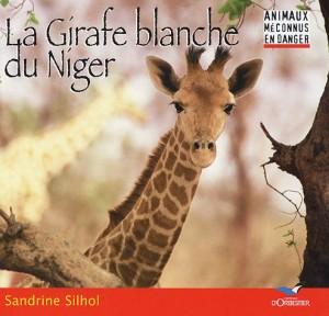"""Afficher """"La girafe blanche du Niger"""""""