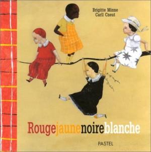 """Afficher """"Rougejaunenoireblanche"""""""