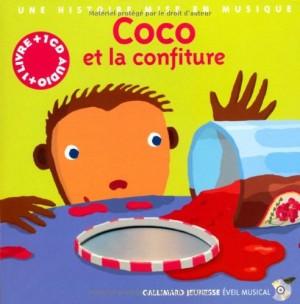 """Afficher """"Coco et la confiture"""""""