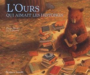"""Afficher """"L'ours qui aimait les histoires"""""""