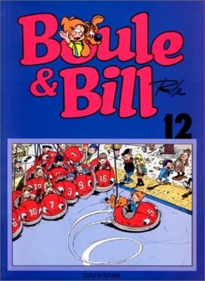 """Afficher """"Boule & Bill n° 12"""""""