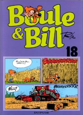 """Afficher """"Boule & Bill n° 18"""""""