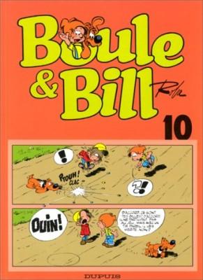 """Afficher """"Boule & Bill n° 10"""""""