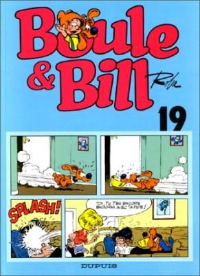 """Afficher """"Boule & Bill n° 19"""""""