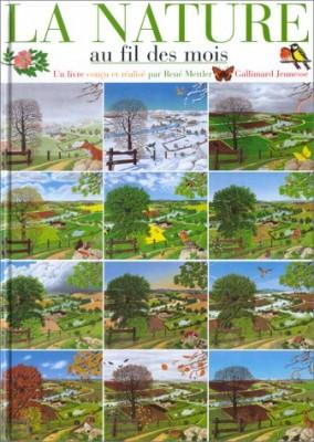 """Afficher """"La nature au fil des mois"""""""