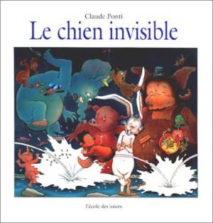 """Afficher """"Le chien invisible"""""""