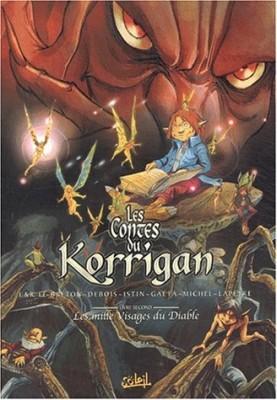 """Afficher """"Les contes du Korrigan n° 2Les mille visages du diable"""""""