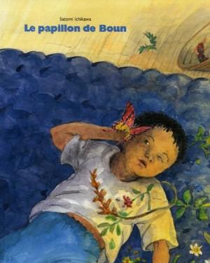 vignette de 'Le papillon de Boun (Satomi Ichikawa)'