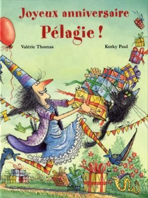 """Afficher """"Joyeux anniversaire, Pélagie !"""""""