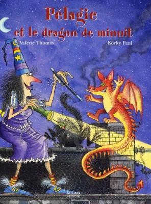 """Afficher """"Pélagie et le dragon de minuit"""""""