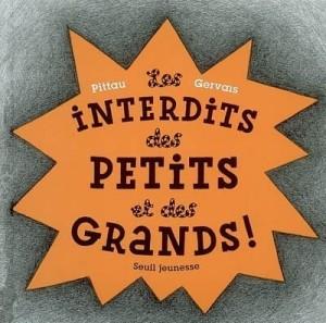 vignette de 'Les interdits des petits et des grands ! (Francesco Pittau)'