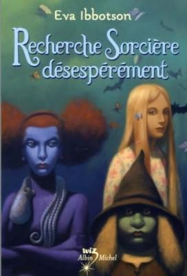 """Afficher """"Recherche sorcière désespérément"""""""