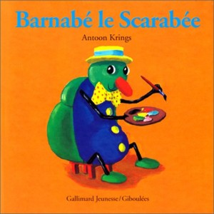 "Afficher ""Barnabé le scarabée"""