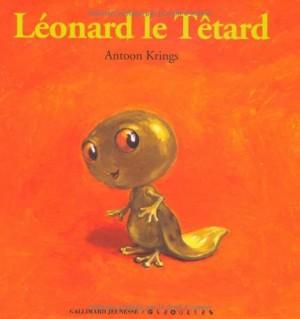 "Afficher ""Léonard le têtard"""