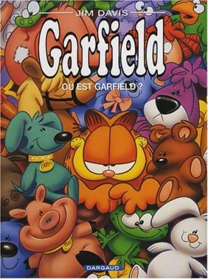 """Afficher """"Garfield n° 45 Où est Garfield ?"""""""