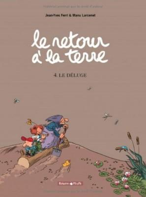 """Afficher """"Retour à la terre (Le) n° 4 Déluge (Le)"""""""