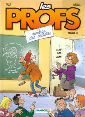 """Afficher """"Les profs n° 4Rentrée des artistes"""""""