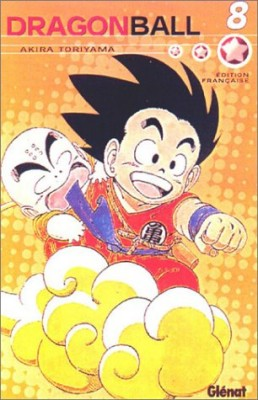 "Afficher ""Dragon Ball n° 8 Chi-Chi"""