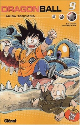 "Afficher ""Dragon Ball n° 9 Les Saïyens"""