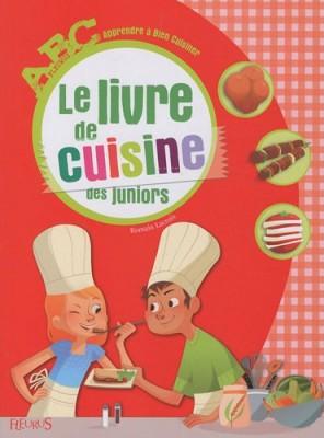 """Afficher """"Le livre de cuisine des juniors"""""""