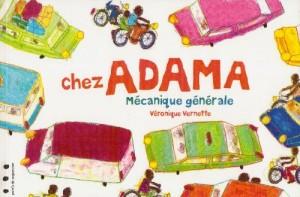 """Afficher """"Chez Adama, mécanique générale"""""""