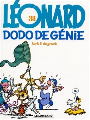 "Afficher ""Léonard n° 31 Dodo de génie"""
