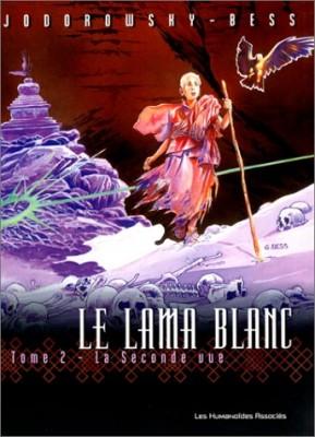 """Afficher """"Le lama blanc. n° 2 La seconde vue"""""""