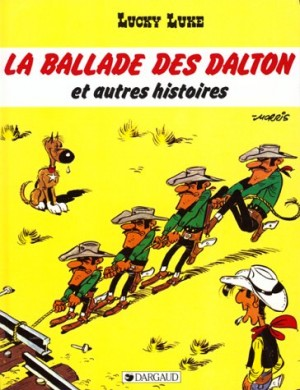 """Afficher """"Lucky Luke n° [52]La Ballade des Dalton"""""""