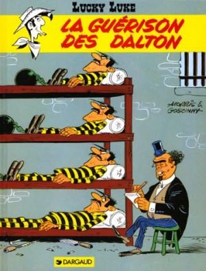 """Afficher """"Lucky Luke... n° [44]La Guérison des Dalton"""""""