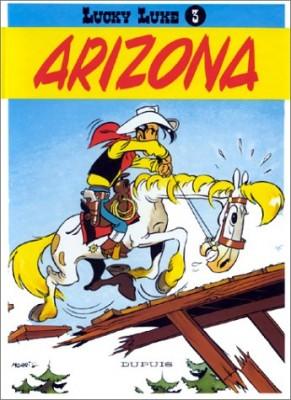 "Afficher ""Lucky Luke n° 3 Arizona"""