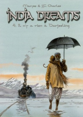 "Afficher ""India Dreams n° 4 Il n'y a rien à Darjeeling"""