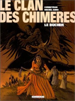 """Afficher """"Le clan des chimères n° 2Bûcher"""""""