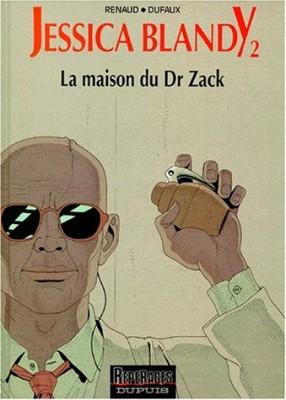 "Afficher ""Jessica Blandy n° 2 La maison du Dr Zack"""
