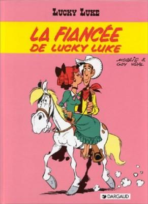 """Afficher """"Lucky Luke La Fiancée de Lucky Luke"""""""