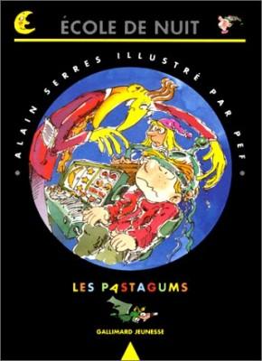 """Afficher """"Les Pastagums. n° 5L'école de nuit"""""""