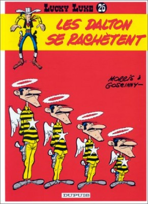 "Afficher ""Lucky Luke n° Tome 26 Les Dalton se rachètent"""