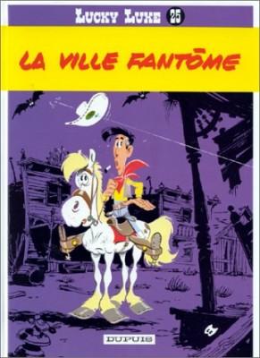 """Afficher """"Lucky Luke n° 25 La ville fantôme"""""""