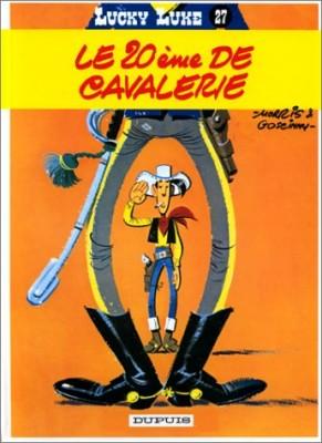 """Afficher """"Lucky Luke n° 27Le 20ème de cavalerie"""""""