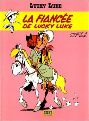 """Afficher """"Lucky Luke n° 25 La fiancée de Lucky Luke"""""""