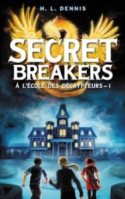 """Afficher """"Secret breakers n° 1"""""""