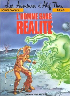 """Afficher """"les Aventures d'Alef-Thau n° 6 L'Homme sans réalité"""""""