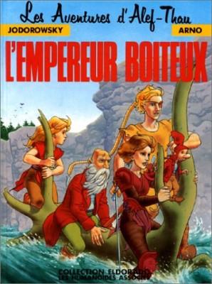 """Afficher """"les Aventures d'Alef-Thau n° 5 L'Empereur boiteux"""""""